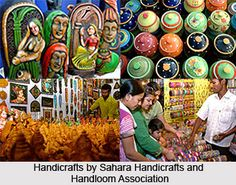 Sahara Handicrafts and Handloom Association organises craft fairs and exhibition and promotes trades. To know more visit: #Indian #Handicraft #Handloom