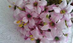 Buquet de flor artificial Mini Lirio Lilás