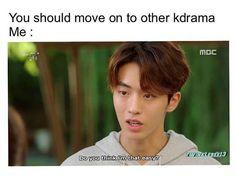 I'm not that kinda girl! 😄 - I'm not that kinda girl! Korean Drama Funny, Korean Drama List, Korean Drama Quotes, Korean Drama Movies, Korean Dramas, Kdrama Memes, Funny Kpop Memes, Crazy Funny Memes, Haha Funny