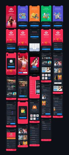 UI Design Resources, UI Kits, Wireframes, Icons and Android App Design, Ios App Design, Mobile Ui Design, Web Design Tips, User Interface Design, App Design Inspiration, Mobile App Ui, Design Graphique, Ui Kit