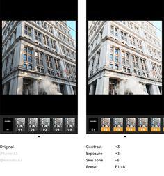 VSCO retouch tutorial for Instagram #RetouchingTutorial