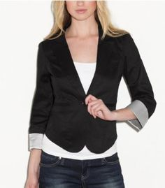 G by GUESS Jacquez Jacket,	$54.50