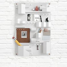 Storage for Modern Walls