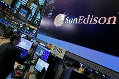 SunEdison Exec Resigns As CEO Of YieldCos Amid Pressure From Billionaire David Tepper