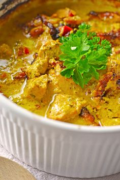Meat Recipes, Chicken Recipes, Cooking Recipes, I Love Food, Good Food, Yummy Food, Curry, Food And Drink, Favorite Recipes