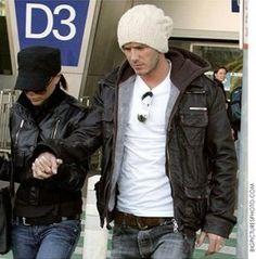 david beckham - jacket