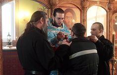 Russian prison chaplain witnesses stories of conversion, hope