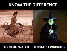 Are you searching for the funniest tornado watch vs warning memes right now? Check out the top 10 best and funny tornado watch vs warning memes below. Wizard Of Oz Tornado, Tornado Watch, Wizard Of Oz Quotes, Wizard Of Oz 1939, Tornado Warning, Land Of Oz, Yellow Brick Road, Wicked Witch, Wizard Of Oz Witch