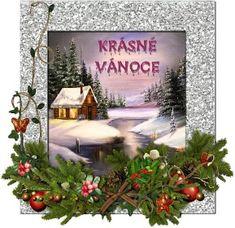 Merry Christmas to all . Merry Christmas To All, Christmas Cards, Xmas, Christmas Tree, Animation, The Flash, Advent, Holiday Decor, Czech Republic