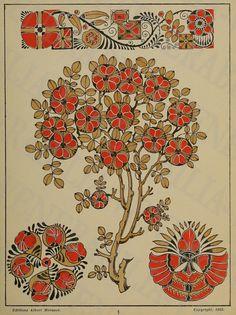 1922 raccolta di 30 Enrique Gillet Vintage di LithographLibrary