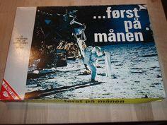 Først på månen