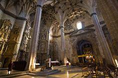 Barbastro, Huesca, Spain. Catedral de Santa María de la Asunción