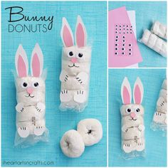 With my son in preschool I'm always looking for prepackaged snack ideas for snacks days and classroom parties. This month for I've been trying to come up with some easy St. Patrick's Day and Easter themed ideas.  The first one I'm sharing this week is this EASY Bunny Donut Snack, these are perfect to share as a treat for …