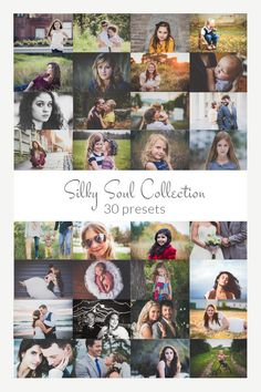 30-Preset Silky Soul Collection