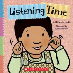 The best books to help your small toddler deal with their big emotions - Motherly Listening Ears, Listening Skills, Teaching Kids, Kids Learning, Mobile Learning, Learning Quotes, Preschool Classroom Rules, Classroom Ideas, Preschool Behavior