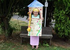 Be Different...Act Normal: DIY Rapunzel Costume Ideas