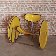 Urbanite Home, based in Northern Ireland, created a stunning upcycle design furniture collection made out of discarded oil drums. Recycled Furniture, Home Decor Furniture, Furniture Making, Furniture Design, Barrel Furniture, Steel Furniture, Industrial Furniture, Drum Seat, Barrel Projects
