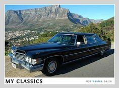 1969 Cadillac Fleetwood classic car