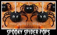 Tutorials: Cake Pops for Halloween and a Freakin' Cool Cake Pop Stand · Edible Crafts | CraftGossip.com