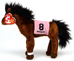Barbaro (retail version) - horse - Ty Beanie Babies
