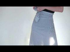 ex-men´s shirt as a new dress