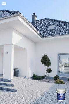 Top Wall te ayudará a que tu casa cause una buena primera impresión. Nuestra pintura acrílica base agua tiene gran elasticidad y excelente resistencia al medio ambiente. ¡Pruébala!  #ProductosComex #Home #Deco #Ideas #DIY