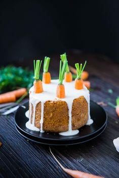 Saftiger Rüblikuchen #carrotcake #rüblikuchen