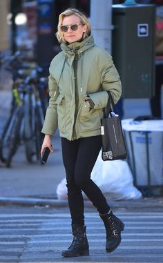 Diane Kruger from The Big Picture: Today's Hot Photos  The actress is spotted looking casual on the streets of The Big Apple.