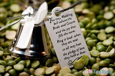 Wedding bells for our send-off