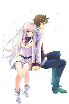 Plastic memories was a beautiful anime, and though it made me cry. If i had the choice. I would still have watched it knowing that the ending would crush me Plastic Memories, Sad Anime, Anime Love, Anime Manga, Angel Beats, Clannad, Fanarts Anime, Anime Characters, Memories Anime