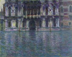 An important painting of Venice by Claude Monet will be offered by Sotheby's on June 19, coinciding with the public opening of the Venice Biennale.