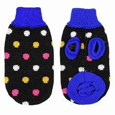 Jersey de cuello multicolor del lunar suéter perro de mascota Ropa Escudo de punto Negro S Topmall http://www.amazon.es/dp/B014A3RHPS/ref=cm_sw_r_pi_dp_qs-ewb0E7MX0Q #mascotas #pets