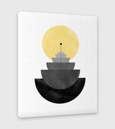 Sunrise - Canvas Print