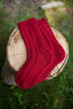 Ravelry: Woodpile Socks free pattern