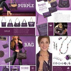 Create your own look & style PURPLE http://abrady.graceadele.us