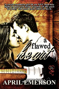 Author Lisa Bilbrey: PROMO POST: A Flawed Heart by April Emerson!