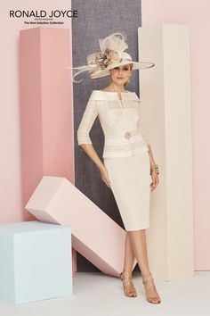 ea979687c5f Size 14 Mother of the Bride Outfits - Le Chic Boutique - .Ronald Joyce by Veni  Infantino