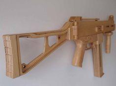 SPLINTER-SELL Wooden Replica Guns - The Firearm Blog
