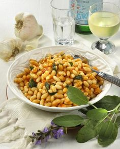 Rezepte aus der Toskana sind einfach und bodenständig, was in der ehemaligen Armut und Misere der Einwohner zu begründen ist.