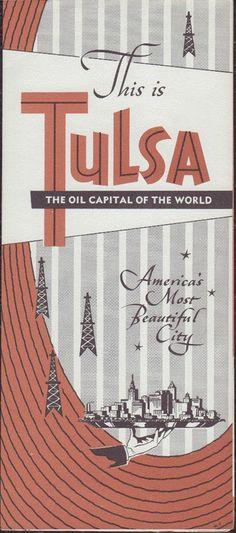This is Tulsa