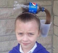 """Me: Dad, I wanna be coke this Halloween"""" Dad: Is Pepsi okay? Really Funny Memes, Stupid Funny Memes, Funny Relatable Memes, Haha Funny, Funny Gifs, Funny Images, Funny Photos, Mood Pics, Funny Laugh"""
