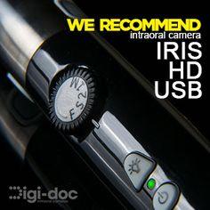 Intraoral camera TOP 1 - IRIS HD - USB European distributor