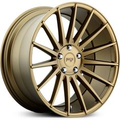 Niche Form 20 Bronze Wheel / Rim with a Offset and a Hub Bore. Wheels And Tires, Car Wheels, Bronze Wheels, Rims For Sale, Wheel And Tire Packages, Aftermarket Wheels, Infiniti Q50, Custom Wheels, Toyota Corolla