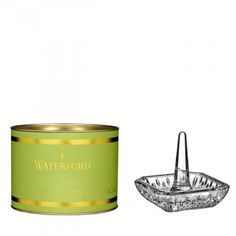 Giftology Lismore Square Ringholder - Lime giftbox http://www.waterford.co.uk/home-and-gifts/gifts-for/under-100#