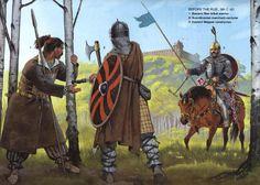 800 körül Orosz földön