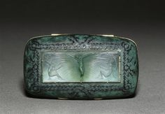 René Lalique. Nymph Brooch