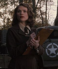 An analysis of all of Peggy Carter's costumes in Captain America- First Avenger. This'll be helpful!!- update: suuuuch a good resource. I referred to this website a million times.
