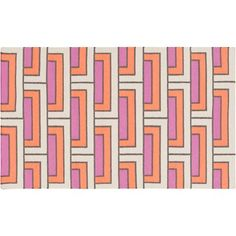 Check out this item at One Kings Lane! Layla Flat-Weave Rug, Multi
