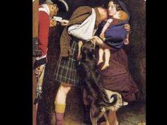 "John Everett Millais Bio and his painting ""A Huguenot"""