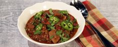 Veggie Chili Recipe | The Chew - ABC.com